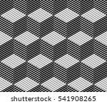 seamless pattern   lines... | Shutterstock .eps vector #541908265