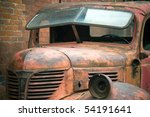 Lorry Truck Vintage Background