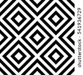vector seamless pattern.... | Shutterstock .eps vector #541936729