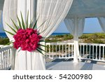 Wedding Gazebo By The Sea In...