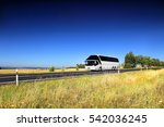 bus on the road | Shutterstock . vector #542036245
