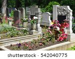 Tombstones In The Public...