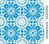 seamless vector background | Shutterstock .eps vector #54205642