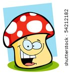 Smiling Mushroom