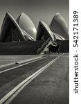 Opera House  Sydney  Australia...