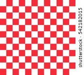 vector checkered pattern | Shutterstock .eps vector #542182015