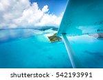 whitsundays  scenic flight over ...   Shutterstock . vector #542193991