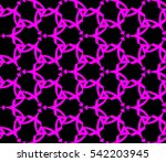 abstract seamless geometries...