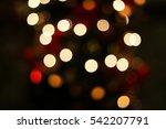 blur bokeh  bokeh light  bokeh... | Shutterstock . vector #542207791