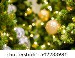 blurry glitter ball and... | Shutterstock . vector #542233981