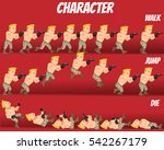 game kits adventure  character... | Shutterstock .eps vector #542267179