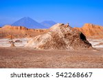 monuments of stone  mountains... | Shutterstock . vector #542268667