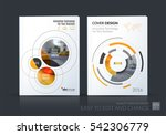 business vector set. brochure... | Shutterstock .eps vector #542306779