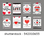 vector illustration of... | Shutterstock .eps vector #542310655