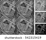 seamless pattern of hand drawn... | Shutterstock .eps vector #542315419