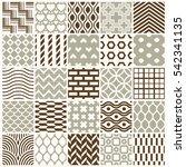 ornamental seamless backgrounds ...   Shutterstock . vector #542341135