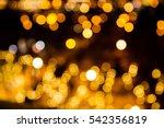 Night City Lights Bokeh...