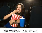 thrilled for new movies.... | Shutterstock . vector #542381761