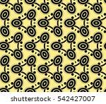 ornamental seamless pattern....   Shutterstock .eps vector #542427007