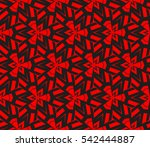 red tones.for the interior... | Shutterstock .eps vector #542444887