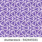 abstract background. purple... | Shutterstock .eps vector #542445331