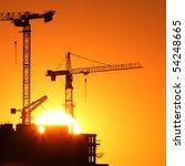 Industrial Construction Cranes...