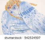 original bright background... | Shutterstock . vector #542524507