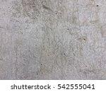 dirty rough cement wall texture ... | Shutterstock . vector #542555041