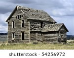 Abandoned 19th Century House I...