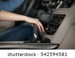 gear automatic transmission | Shutterstock . vector #542594581