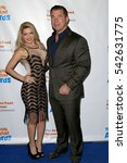 Small photo of LOS ANGELES - DEC 6: Danielle, Andrew Adelman at the The Actors Fund's Looking Ahead Awards at Taglyan Complex on December 6, 2016 in Los Angeles, CA