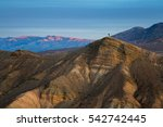death valley national park in... | Shutterstock . vector #542742445