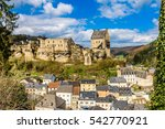 Castle Of Larochette ...