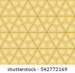 abstract triangle pattern.... | Shutterstock . vector #542772169