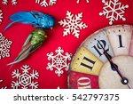Twelve O Clock On New Years Ev...