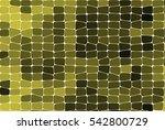 reptile snakeskin lizard skin... | Shutterstock .eps vector #542800729