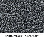 spongy metal seamless pattern. | Shutterstock . vector #54284089