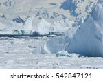 Icebergs And The Ice In The...