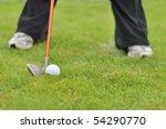 golf | Shutterstock . vector #54290770
