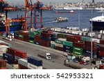 turkey   april 16  2014  large ... | Shutterstock . vector #542953321