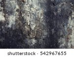home cement wall texture... | Shutterstock . vector #542967655