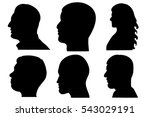 vector image isolated... | Shutterstock .eps vector #543029191