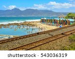 cape town  south africa  ... | Shutterstock . vector #543036319