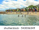cape town  south africa  ... | Shutterstock . vector #543036349