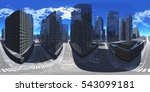 panorama of the city....   Shutterstock . vector #543099181