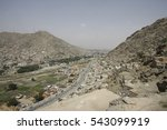 View Of Kabul  Capital City Of...