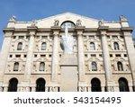 Italy   Milan Stock Exchange  ...