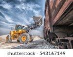 Wheel Loader Excavator With...