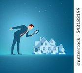 business concept vector...   Shutterstock .eps vector #543183199