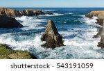 Rocky Pacific Coast Near...